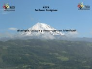RITA Turismo Indígena - Equator Initiative