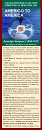 Bookmark - Italy Culture Month