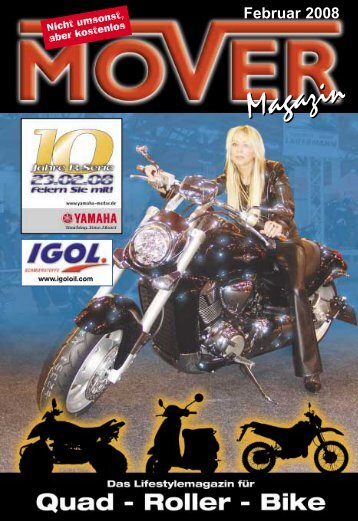 Februar 2008 - Mover Magazin