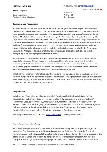 2012_12_18_Baugesuche_Planungszone_und_weiteres