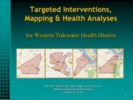 Targeted Interventions, Mapping & Health Analyses - Obici ...