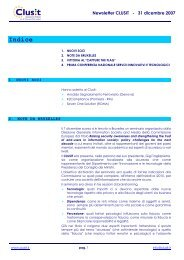 Indice - Clusit