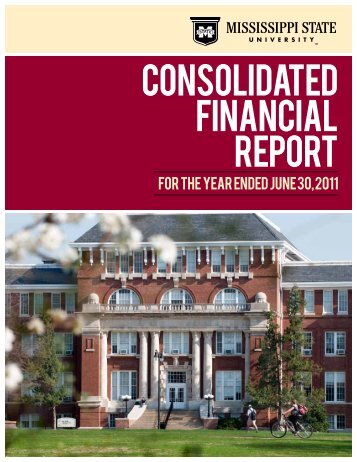 Fiscal Year 2011 Financial Statements - Office of the Controller and ...