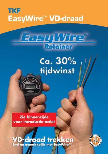 EasyWire™ VD-draad - TKF