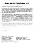 program booklet - International Baptist Convention - Page 2