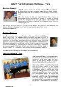 program booklet - International Baptist Convention - Page 6