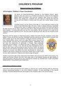 program booklet - International Baptist Convention - Page 7