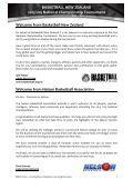 2013 U19 National Championship Tournament Programme - Page 2