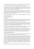 1 Commentaires accompagnant la présentation du bilan de l ... - Page 3