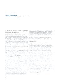 Kudelski RF 05 Français Exe_IRL - Kudelski Group