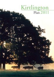 The Kirtlington Plan.indd - Oxfordshire County Council
