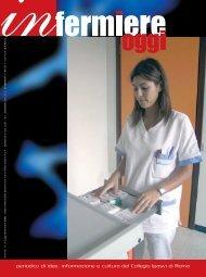 Infermiere Oggi numero 3/2005 - IPASVI - Roma