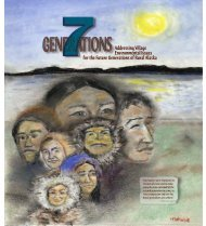 1999 original version 7 Generations Manual - ANTHC