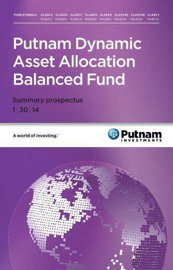 Dynamic Asset Allocation Balanced Fund Summary Prospectus