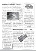 Nummer 5 - Örebro Värmland Dals distrikt - Svenska Missionskyrkan - Page 4