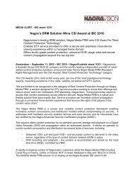 PDF FILE - Kudelski Group