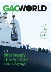 Ship Supply - The Art of the Short Voyage - GAC