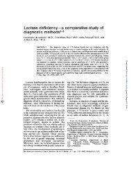 Lactase deficiency-a comparative study of diagnostic methods'3