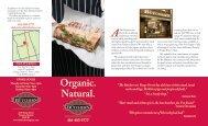 Organic. Natural. - Weblocal.ca