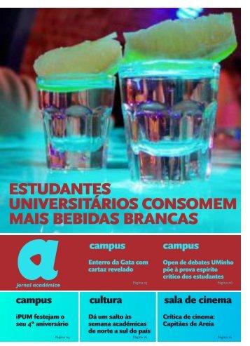 estudantes universitários consomem mais ... - académico - RUM