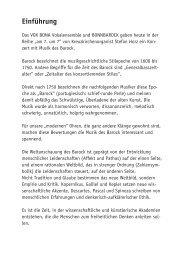 Die mit Tränen säen - Kreuzkirche Bonn