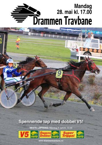 2 - Drammen Travbane