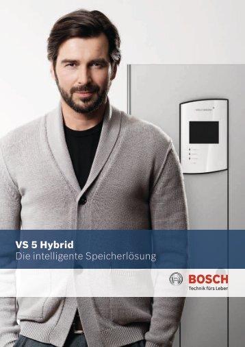 VS 5 Hybrid Die intelligente Speicherlösung - Bosch BPT-S 5 Hybrid