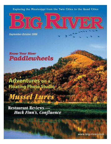 Big River Magazine, September-October 2006