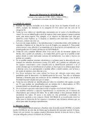 Bases de participación - SEO/BirdLife