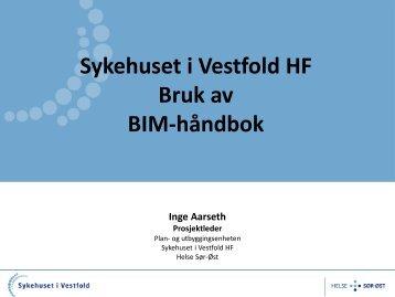SiVs BIM-håndbok - buildingSMART
