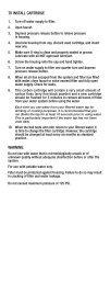 Water Filter Cartridge - SHURflo - Page 2