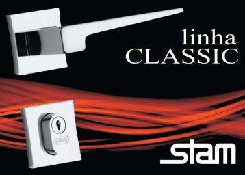 Faça o Download do Catálogo Linha Classic - PDF - Stam