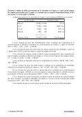 Plan de trésorerie et compte de résultat - Page 6