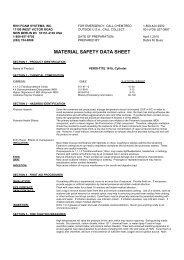 VERSI-TITE 16 lb. Cylinder - RHH Foam Systems Inc.