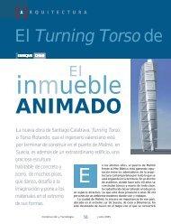 El Turning Torso de Calatrava, inmueble animado