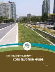 CVC LID Construction Guide Book.indb - Credit Valley Conservation