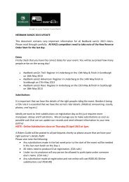 NEDBANK SANI2C 2013 UPDATE This document contains very ...