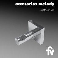 accesorios melody - Fv