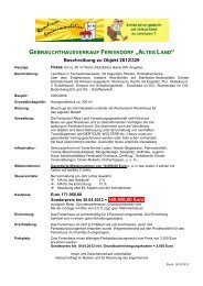 """""""FACHWERK-LANDHAUS HANSE"""" Nr. 329 im - Feriendorf Altes Land"""