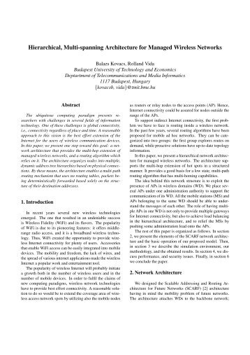download - Quality of Service Internet Technologies Laboratory