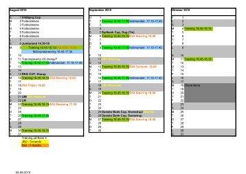 04-08-2010 August 2010 September 2010 Oktober 2010 S 1 ...