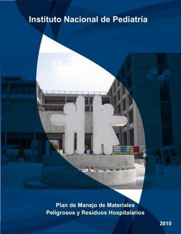 Instituto Nacional de Pediatría - Secretaría de Salud :: México