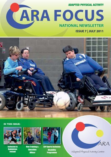 Issue 7 | July 2011 - Get Ireland Active