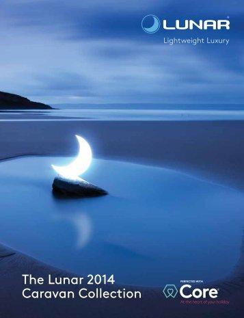 The Lunar 2014 Caravan Collection - Golden Castle Caravans