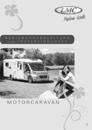 Wohnen und Reisen - LMC Caravan