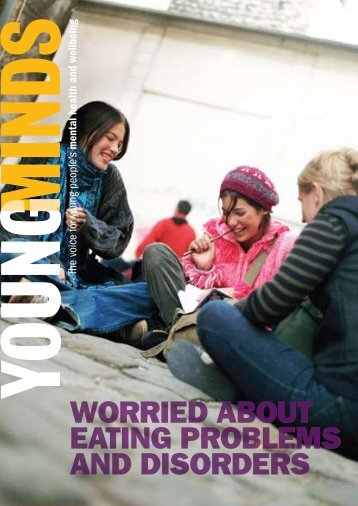 Worried about eating problems and disorders - YoungMinds