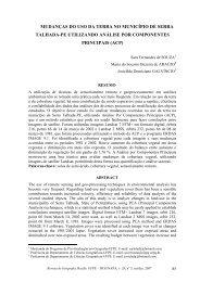 análise por componentes principais (acp) - UFPE - Universidade ...