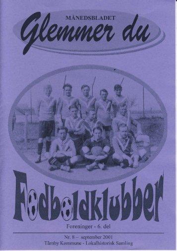 Foreninger - 6. del - taarnbybib.net