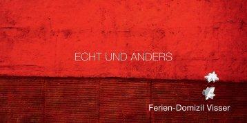 finden Sie unseren Hausprospekt im PDF-Format - Ferien-Domizil ...