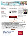 October 2011 - Castle Rock Chamber of Commerce - Page 2